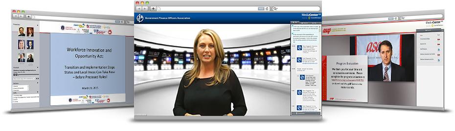 Webinars & Webcasts