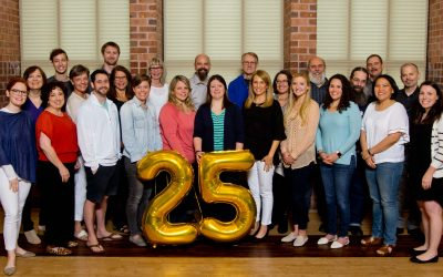 CommPartners Celebrates 25 Years of Service