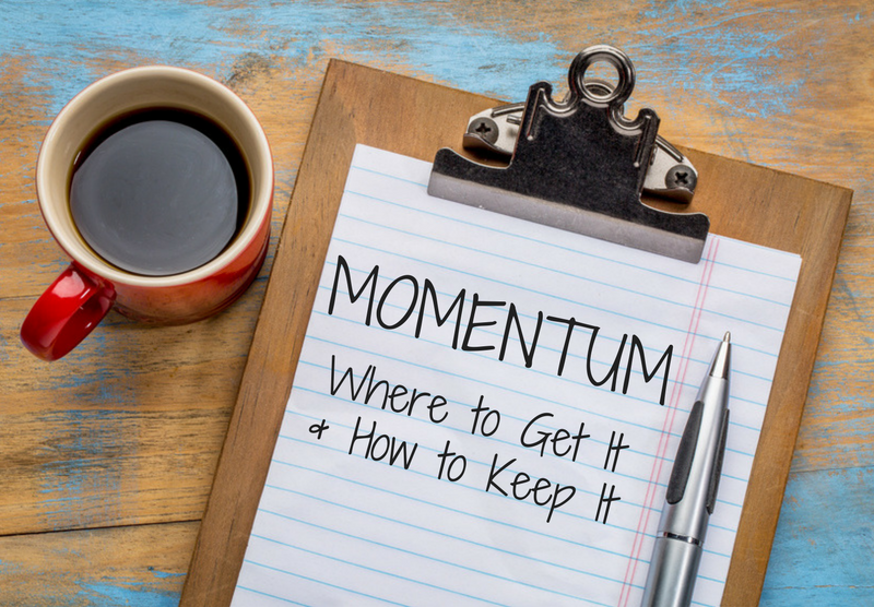Momentum: Where to Find it, How to Keep It – An interview with Mary Byers, CAE
