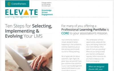 Setting the Stage for a Successful LMS Review & Implementation – Three Key Steps