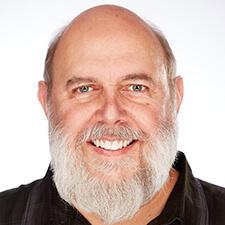 """Bill """"Guru"""" Eichenser, Programmer"""