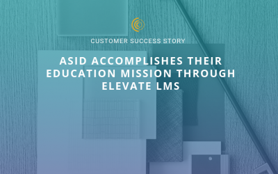 ASID Accomplishes Education Mission Through Elevate LMS
