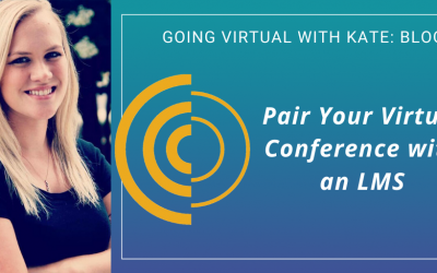 Pair Your Virtual Conference with an LMS