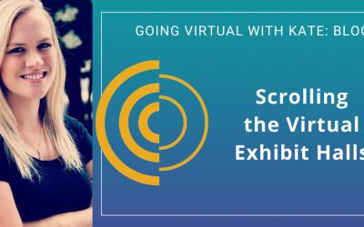 Scrolling the Virtual Exhibit Halls