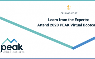 Attend 2020 PEAK Virtual Bootcamp