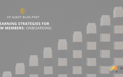 Learning Strategies for New Members: Onboarding