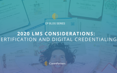 2020 Considerations: Certification and Digital Credentialing