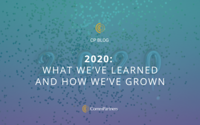 2020: What We've Learned and How We've Grown