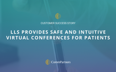 LLS Provides Safe and Intuitive Virtual Conferences for Patients