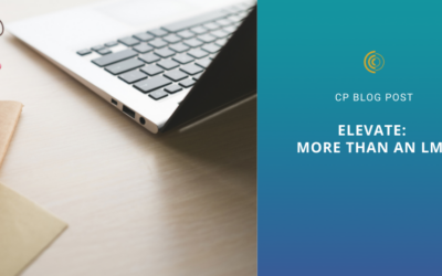 Elevate: More Than an LMS