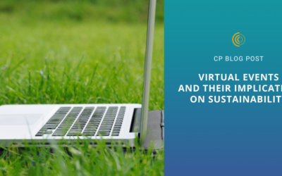 Virtual Events and Their Implication on Sustainability